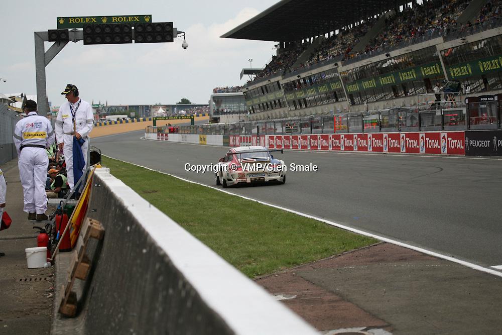#76 Porsche 997 GT3 RSR - IMSA Performance Matmut, LMGT2 Le Mans 24H 2010
