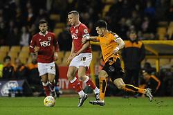 Aaron Wilbraham of Bristol City - Mandatory byline: Dougie Allward/JMP - 08/03/2016 - FOOTBALL - Molineux Stadium - Wolverhampton, England - Wolves v Bristol City - Sky Bet Championship