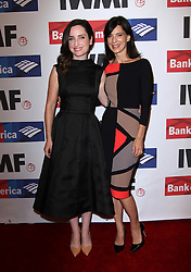 Zoe Lister-Jones and Perrey Reeves bei den Courage in Journalism Awards in Beverly Hills / 201016<br /> <br /> *** 27th Annual International Women's Media Foundation Courage in Journalism Awards held at the Beverly Wilshire Hotel in Beverly Hills, USA, October 20, 2016 ***