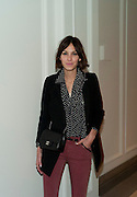 ALEXA CHUNG; , GQ Style party, The Bassoon Bar , The Corinthia Hotel, Whitehall Place London. 15 March 2011.  -DO NOT ARCHIVE-© Copyright Photograph by Dafydd Jones. 248 Clapham Rd. London SW9 0PZ. Tel 0207 820 0771. www.dafjones.com.