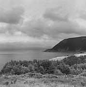 Cabot Stait, Cabot Trail, Cape Breton Island, Nova Scotia