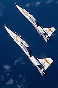 T-38 Talons assigned to SR-71 training