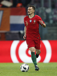 Mario Rui of Portugal during the International friendly match match between Portugal and The Netherlands at Stade de Genève on March 26, 2018 in Geneva, Switzerland