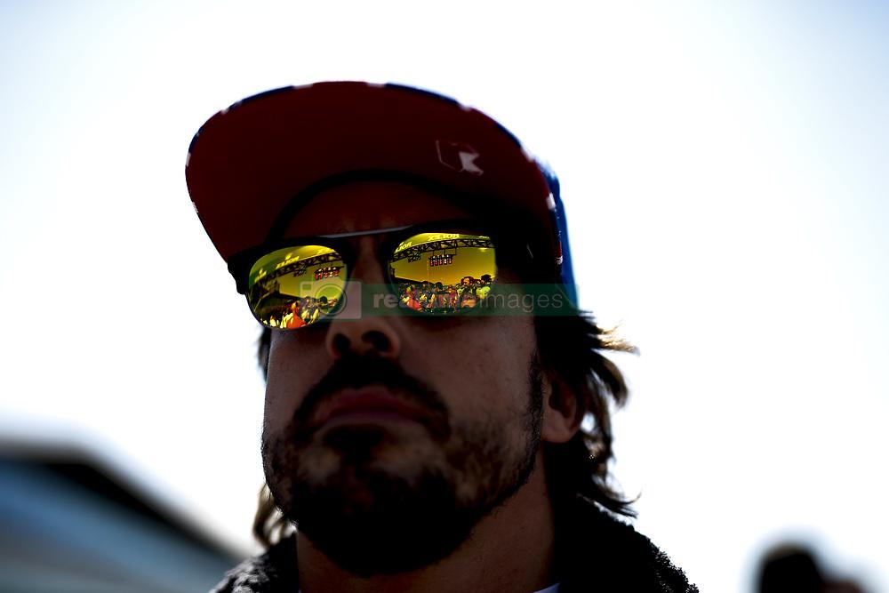 July 8, 2018 - Silverstone, Great Britain - Motorsports: FIA Formula One World Championship 2018, Grand Prix of Great Britain, .#14 Fernando Alonso (ESP, McLaren F1 Team) (Credit Image: © Hoch Zwei via ZUMA Wire)