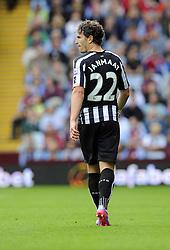 Newcastle United's Daryl Janmaat - Photo mandatory by-line: Joe Meredith/JMP - Mobile: 07966 386802 23/08/2014 - SPORT - FOOTBALL - Birmingham - Villa Park - Aston Villa v Newcastle United - Barclays Premier League
