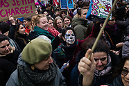 Belgium, Women's Rights Day Demonstration