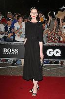 Erin O'Connor, GQ Men of the Year Awards, Tate Modern, London UK, 06 September 2016, Photo by Richard Goldschmidt