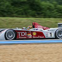 #1, Audi R10 TDI, Audi Sport Team America, Le Mans 24H, 2007