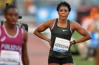 ADEKOYA Kemi BRN 400m Hurdles Women <br /> Roma 31-05-2018 Stadio Olimpico  <br /> Iaaf Diamond League Golden Gala <br /> Athletic Meeting <br /> Foto Andrea Staccioli/Insidefoto