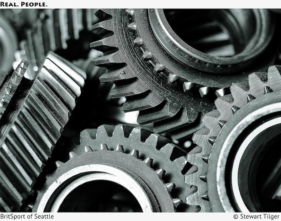 Triumph gearbox gears