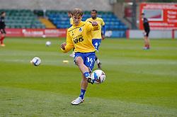 Luke McCormack of Bristol Rovers warms up  - Mandatory by-line: Matt Bunn/JMP - 10/10/2020 - FOOTBALL - LNER Stadium - Lincoln, England - Lincoln City v Bristol Rovers - Sky Bet League One