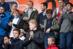 Falkirk 2 v 0 Ayr, Scottish Championship game played 24/9/2016 at The Falkirk Stadium .