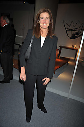 LADY HENRIETTA SPENCER-CHURCHILL at the Moet Hennessy Pavilion of Art & Design London Prize 2009 held in Berkeley Square, London on 12th October 2009.