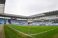 General view inside the Ricoh Arena during the EFL Sky Bet League 1 match between Coventry City and Bristol Rovers at the Ricoh Arena, Coventry, England on 7 April 2019.