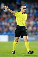Spanish referee Jaime Lastre during friendly match. August 11,2017. (ALTERPHOTOS/Acero)