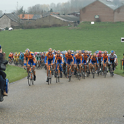 Sportfoto archief 2006-2010<br />2006<br />Rabobank working during Amstel Gold Race