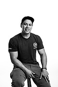Chris Mota<br /> Marine Corps<br /> E-5<br /> Squad Leader<br /> 06/12/11-06/12/15<br /> <br /> Veterans Portrait Project Photo by Stacy L. Pearsall