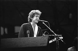 October 13, 2016.US singer Bob Dylan has been awarded the 2016 Nobel Prize for Literature.File dated 1984 (Credit Image: © Fotogramma/Ropi via ZUMA Press)