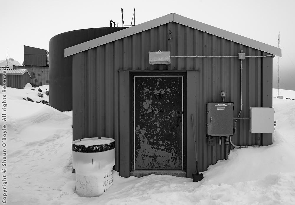 Fuel Pump house