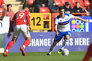 Jimmy Keohane  during the EFL Sky Bet League 1 match between Charlton Athletic and Rochdale at The Valley, London, England on 4 May 2019.