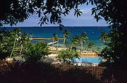 Bay Islands: Guanaja. The exclusive Posada del Sol resort.
