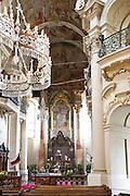 St. Nicholas Cathedral (Chram sv.Mikulase), Malá Strana. Different views from Prague (Praha), the capital of the Czech Republic.  o (Photo: Alan Aubry)