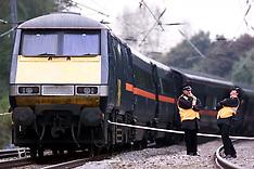 OCT 20 2000 Hatfield Train Crash