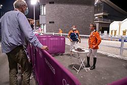 Van Der Vleuten Maikel, NED, Van Zon Jantien, NED<br /> Olympic Games Tokyo 2021<br /> © Hippo Foto - Dirk Caremans<br /> 06/08/2021