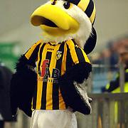 NLD/Arnhem/20051211 - Voetbal, Vitesse - Ajax, mascotte Charly