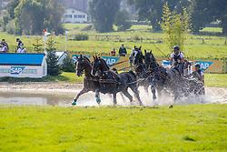 Dobrovitz Jozsef, HUN, Japie, Indiaan, Ingmar V, Janneman<br /> CHIO Aachen 2021<br /> © Hippo Foto - Sharon Vandeput<br /> 18/09/21