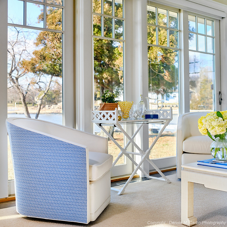 Sunroom by Maggies of Madison