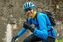 13-09-2017 FRA: BvdGF Tour du Mont Blanc day 4, Trient<br /> Van Chamonix naar Trient. <br /> Jeroen