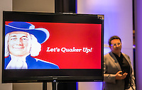 Quaker Oates Annual meeting in Chicaog