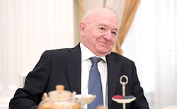 July 6, 2018 - Moscow, Russia - July 6, 2018. - Russia, Moscow. - First Vice President of the Russian Football Union Nikita Simonyan during Russian President Vladimir Putin's meeting with world football legends. (Credit Image: © Russian Look via ZUMA Wire)