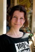 Hilversum WK20100604-081.NEF.Natuurmonumenten,Esther Ouwehand,party voor de dieren, groenste kamerlid