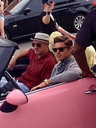 De Niro and Efron were filming scenes from new movie, Dirty Grandpa on Tybee Island,<br />©Exclusivepix Media