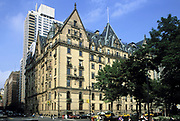 Dakota Building, 72nd Street, Central Park West, Manhattan, New York