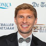 NLD/Hilversum/20190902 - Voetballer van het jaar gala 2019, Evgeny Levchenko