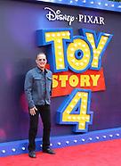 Toy Story 4 European Premiere