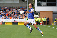 Sheffield Wednesday defender Morgan Fox (6) during the EFL Sky Bet Championship match between Burton Albion and Sheffield Wednesday at the Pirelli Stadium, Burton upon Trent, England on 26 August 2017. Photo by Richard Holmes.
