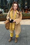Koningin Maxima opent nieuw duurzaam gerenoveerde kantoor van de Goede Doelen Loterijen<br /> <br /> Queen Maxima opens new, sustainably renovated office of the Charity Lotteries<br /> <br /> Op de foto / On the photo:  Froukje Jansen