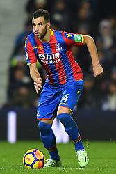 Crystal Palace's Luka Milivojevic