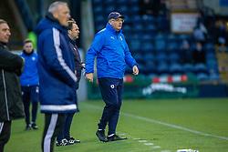 Raith Rovers manager John McGlynn. Raith Rovers 2 v 1 Peterhead, Scottish Football League Division One played 4/1/2020 at Stark's Park, Kirkcaldy.
