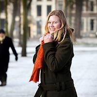 Nederland, Den Haag , 7 januari 2010..Ageeth Telleman, -lijsttrekker van D66 Amsterdam ..Foto:Jean-Pierre Jans