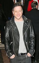 © Licensed to London News Pictures. 26/03/2014, UK. JJ Matt Cardle, I Can't Sing! The X Factor Musical - press night, London Palladium, London UK, 26 March 2014. Photo credit : Richard Goldschmidt/Piqtured/LNP