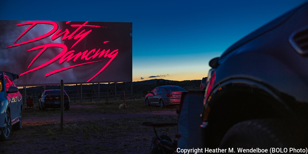 BOLO Photo<br /> Wild West Automotive Photography<br /> July 18, 2020<br /> Roy's Black Hills Twin Drive-In<br /> Hermosa, South Dakota
