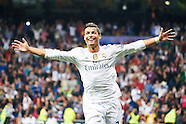 091515 Real Madrid vs FC Shakhtar Donetsk. UEFA Champions League