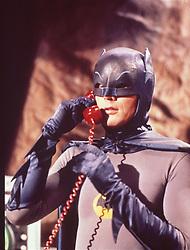 1966, Film Title: BATMAN, Pictured: BATMAN: BOB KANE'S CHARACTER, CHARACTER, TELEPHONING. (Credit Image: SNAP/ZUMAPRESS.com) (Credit Image: © SNAP/Entertainment Pictures/ZUMAPRESS.com)