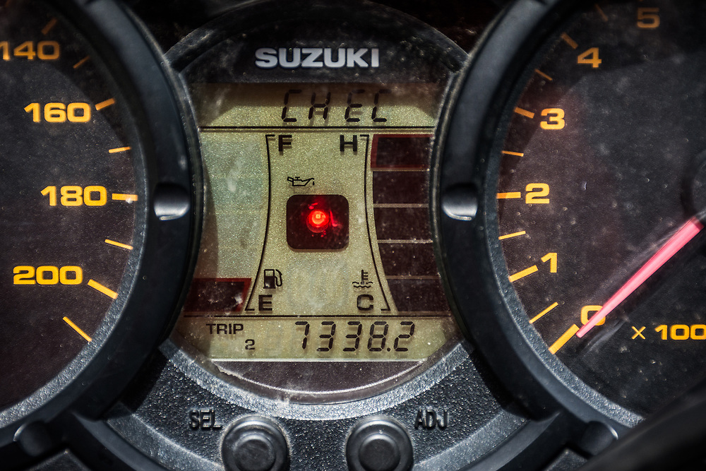 And 7338 km