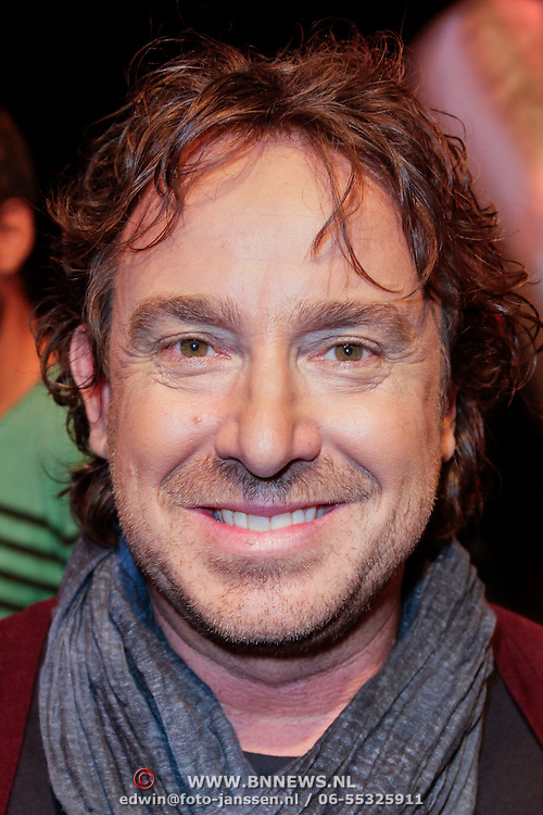 NLD/Hilversum/20120821 - Perspresentatie 3de seizoen The Voice of Holland 2012 / 2013, Marco Borsato